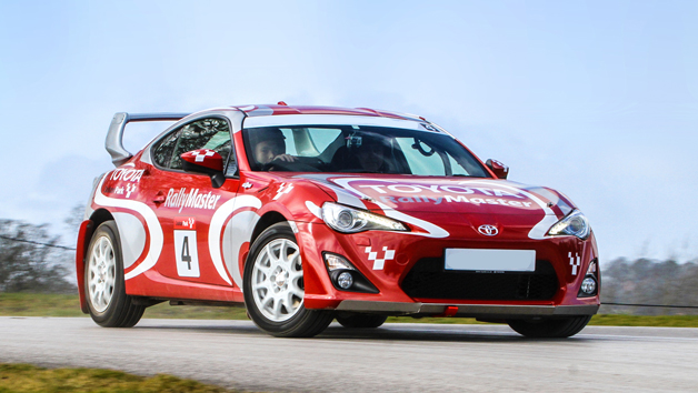 Extended Rally Driving Experience at Oulton Park for One