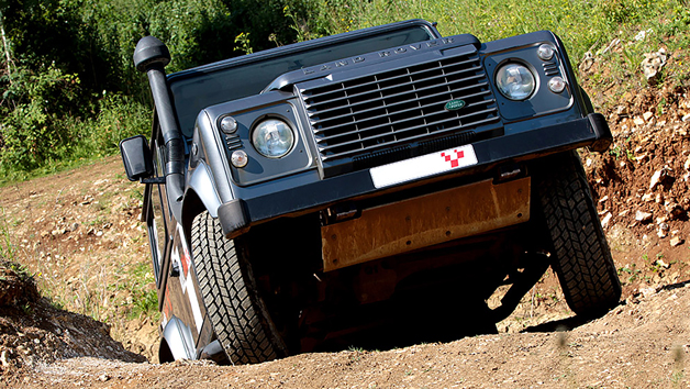 Extended 4x4 Driving Experience at Oulton Park for One