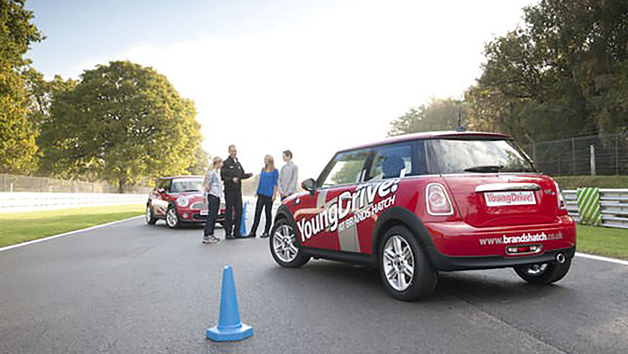 Oulton Park Junior Driving Experience for One and Two Free Race Tickets