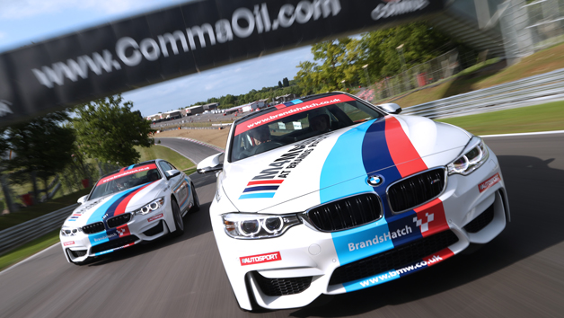 Extended BMW M4 Driving Experience for One at Brands Hatch