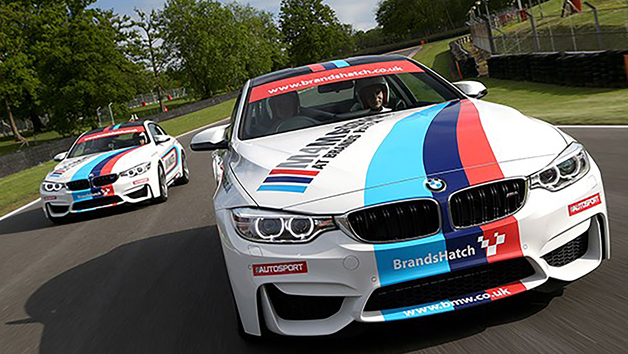 Extended BMW M4 Driving Experience for One at Oulton Park