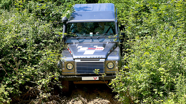 Mudmaster 4x4 Off Road Driving Experience at Oulton Park for One