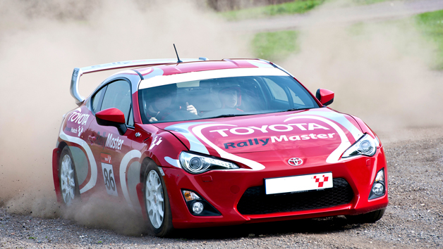 Rally Driving Experience at Oulton Park for One