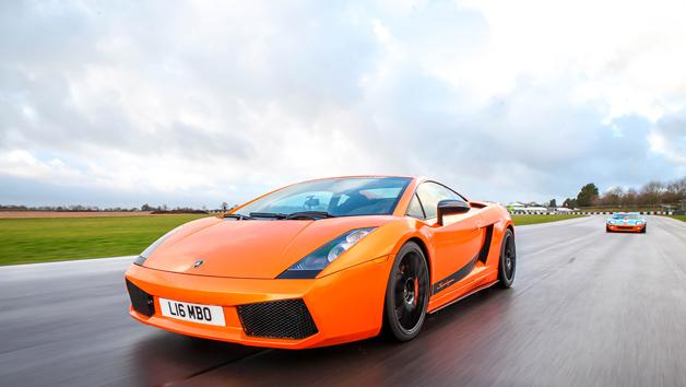 Lamborghini and Ferrari Driving Thrill for One Person