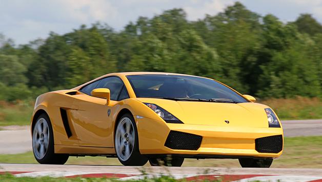 Aston Martin and Lamborghini Driving Thrill for One Person