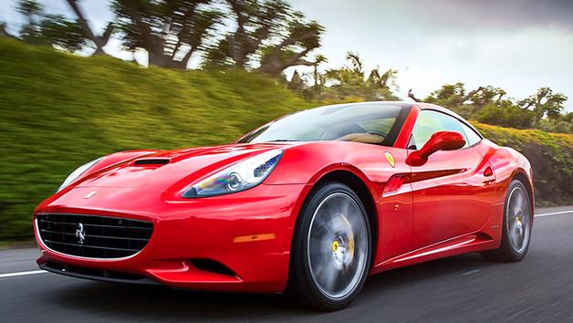 Lamborghini and Ferrari Driving Thrill with Passenger Ride for One Person