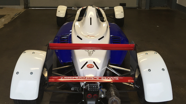 Typhoon Turbo 2 Seater Passenger Thrill Ride in Oxfordshire for One