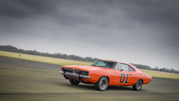 The Dukes of Hazzard General Lee Driving Experience