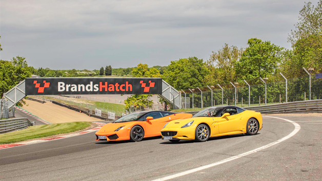 Double Supercar Thrill at Brands Hatch