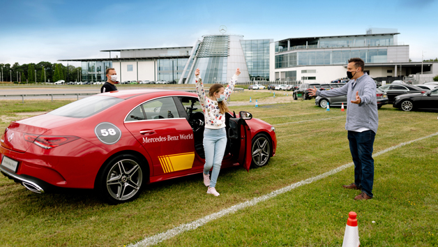 Mercedes-Benz World Young Driver Track Experience for One