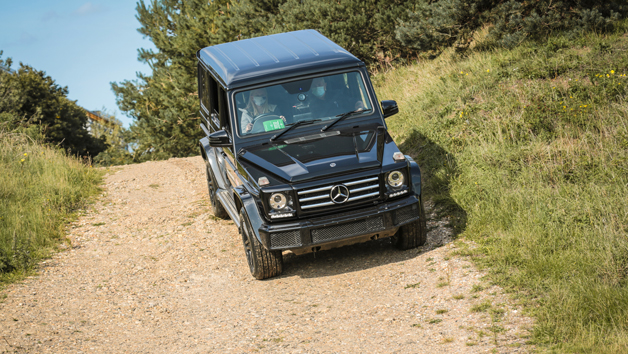 Mercedes-Benz World Junior Driver 4x4 Off Road Experience
