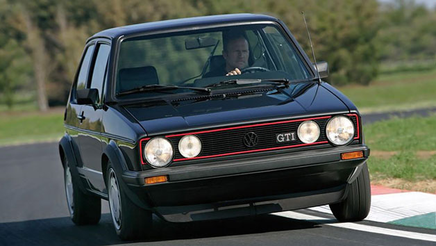 Four Car 80s Legends Hot Hatch Driving Experience
