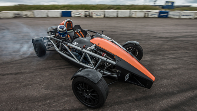 Ariel Atom Driving Blast for One and High Speed Passenger Ride