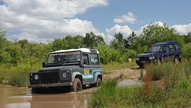 Off Road Driving Day – UK Wide