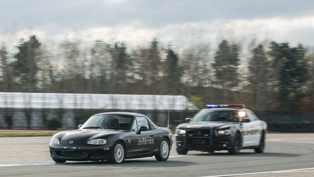 Mazda MX5 Police Pursuit Driving Experience