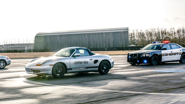 Porsche Boxster Police Pursuit Driving Experience