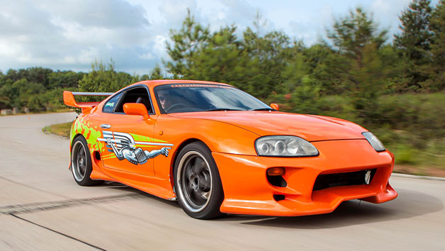 Fast and Furious Toyota Supra Junior Driving Experience for One