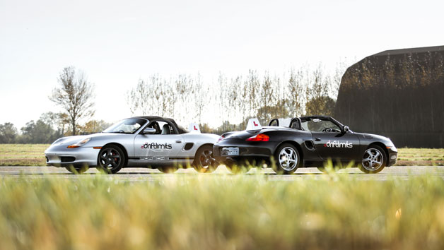 Porsche Boxster Under 17s Driving Experience for One