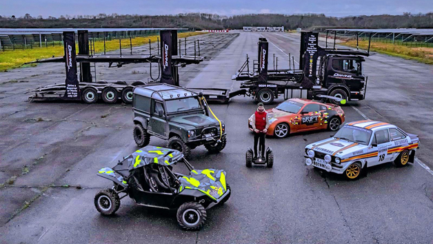 Day of Ultimate Driving Adventure for One at Everyman Racing