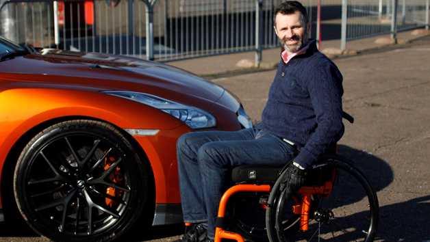 Adaptive Triple Supercar Thrill with High Speed Passenger Ride for One