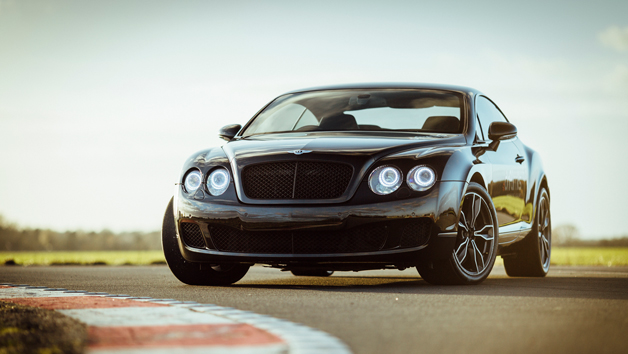 Bentley Driving Experience for One in Hertfordshire