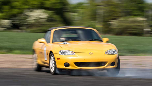 Stunt Driving Experience for One in Hertfordshire