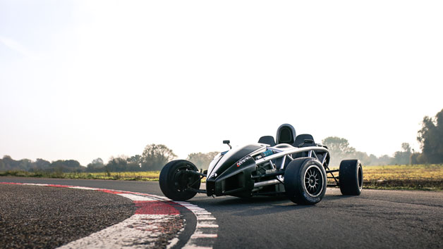 14 Lap Ariel Atom Driving Experience for One in Hertfordshire