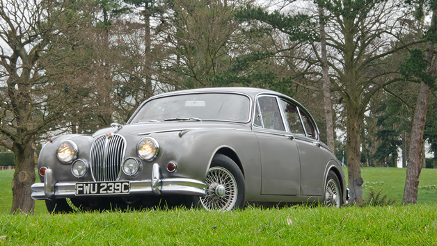 Jaguar Mk2 Country Drive for One