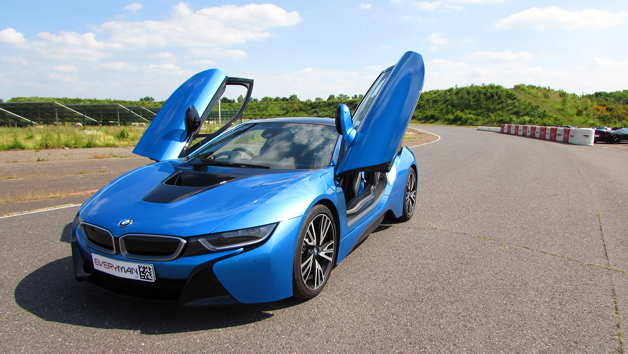 Triple Supercar Driving Blast for Two People