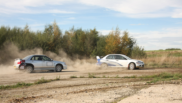 12 Lap Single Rally Driving Experience for One Person