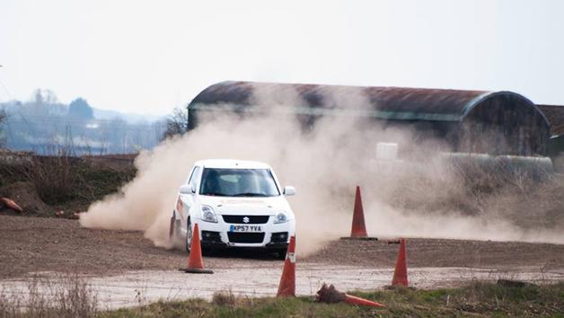 Junior Rally Blast for One