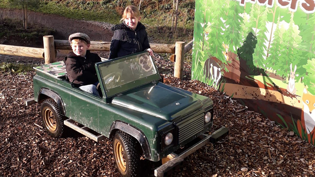 Off Road Little Learners Driving Experience for One