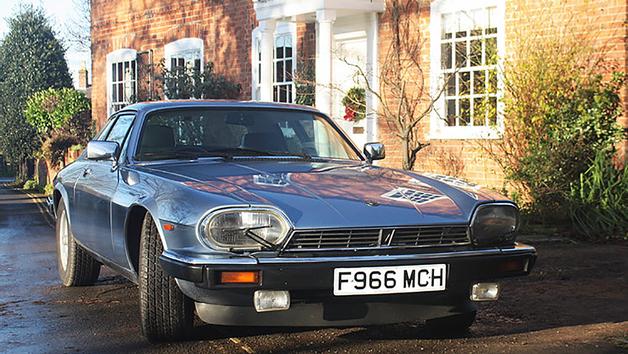 Jaguar Two Car Classic Road Trip for One