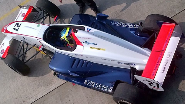 12 Lap Formula Ford Turbo Experience in Oxfordshire for One