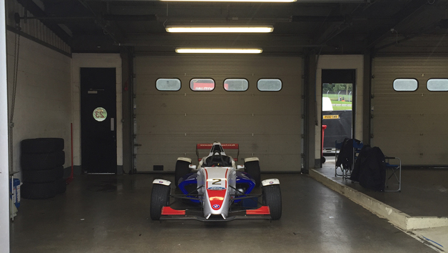 Motorsport Driving Experience with Typhoon Passenger Ride for One Person