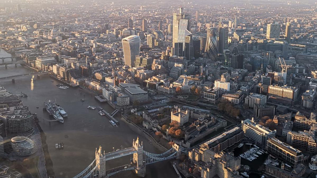 30 Minute Helicopter Ride for One Over London