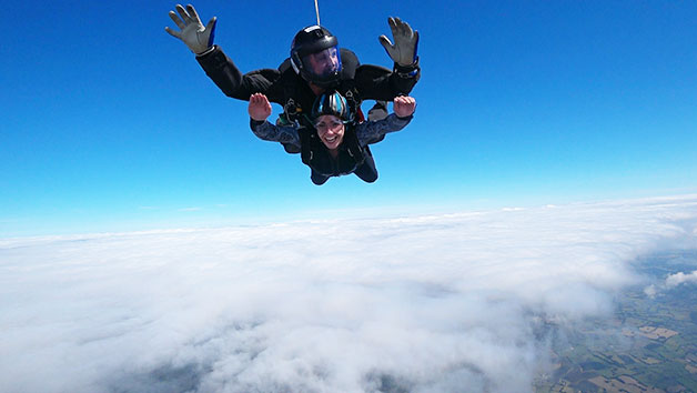 Sky Dive Experience for One at The Sky Dive Centre