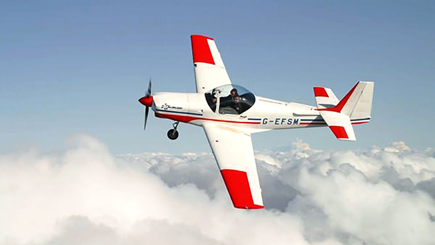 Extended Aerobatic Flying Experience for One