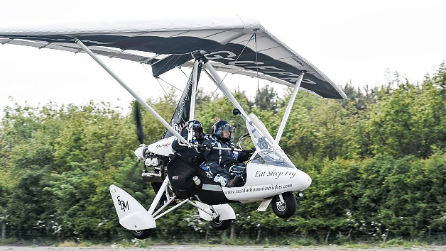 30 Minute Introductory Microlight Flying for One
