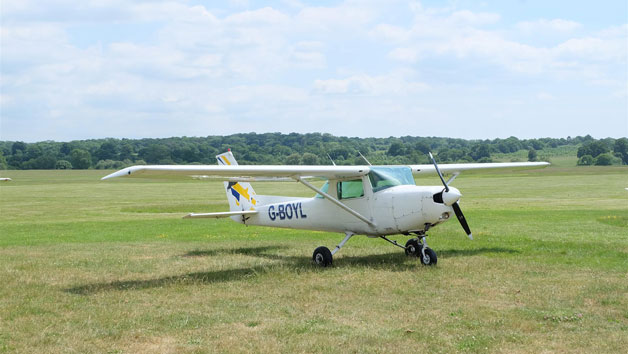 30 Minute Aerobatic Flight for One