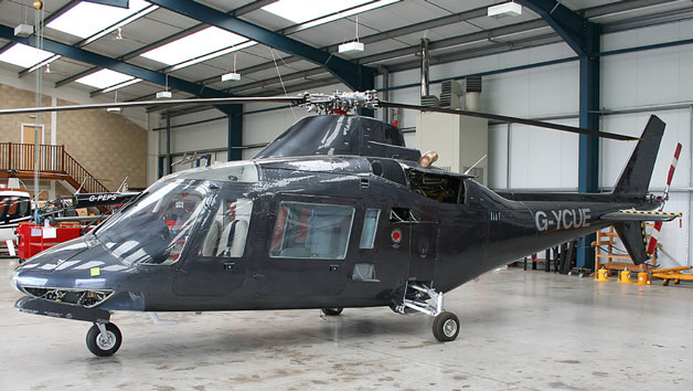 45 Minute Helicopter Simulator Flight at Deeside Flight Simulators for One