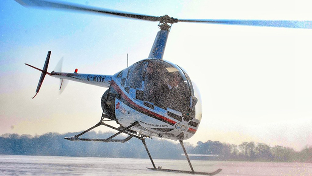 45 Minute One to One Helicopter Challenge Experience at Heli Air for One