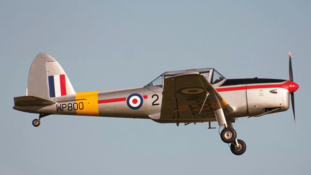 De Havilland Chipmunk One Hour Flight Experience for One