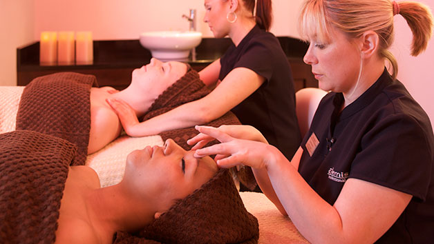 Bannatyne Spa Day for Two with 40 Minute Treatment