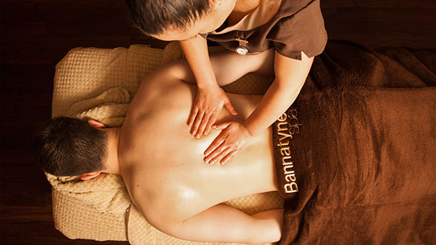 Weekday Spa Treat for Two at a Bannatyne Hotel