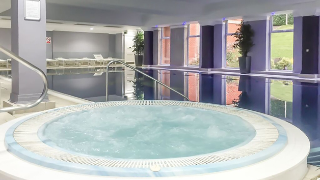 Luxury Spa Day with Two Treatments and Lunch for One at Greenwoods Hotel and Spa