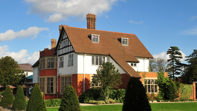 Relaxing Spa Day and Treatment with Lunch for Two at Greenwoods Hotel and Spa