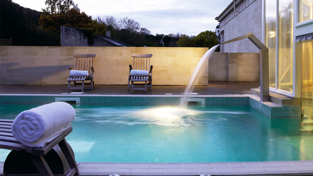 Rejuvenating Spa Day with Treatment for Two at a Macdonald Hotel