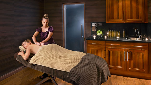 Village Hotel Blissful Spa Day for Two with 25 Minute Treatment