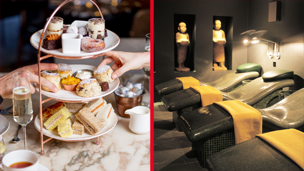 Spa Day and Chocolate Afternoon Tea at The May Fair Hotel for Two